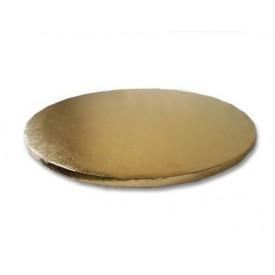 Base redonda oro 30 x 1