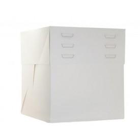Caja tarta altura regulable 25x25x20 a 30 cm de altura