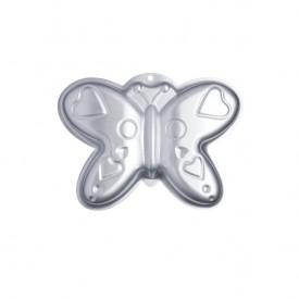 Molde en forma de mariposa 3D