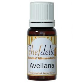 Aroma Alimentario Avellana 10 ml - Chef Delice