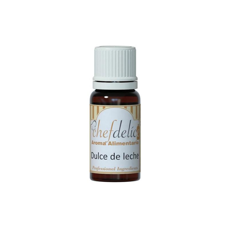 Aroma Alimentario Dulce de Leche 10 ml - Chef Delice