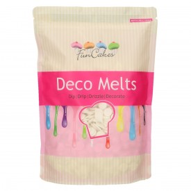 Deco Melts Extrem White 250 gr FunCakes