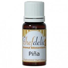 Aroma Alimentario Piña 10 ml - Chef Delice