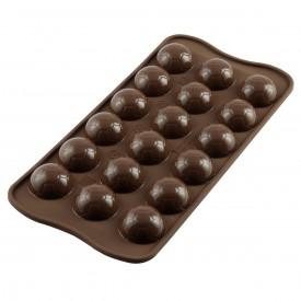Molde para Chocolate Choco Goal - Silikomart