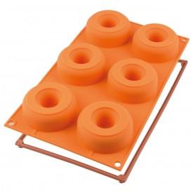 Molde Donut Silikomart