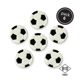 Balón Fútbol Comestible