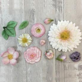 Molde de Silicona - Buttercream Flowers Karen Davies