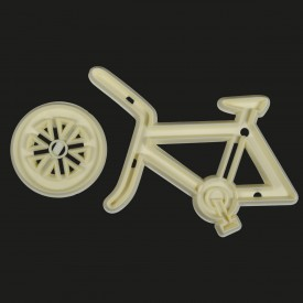 Molde Cortador Bicicleta - FMM
