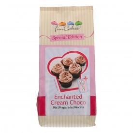 Preparado para Crema Encantada de Chocolate 450 gr.