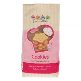 Preparado para Cookies 500gr Funcakes