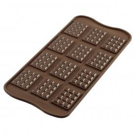 Molde Chocolate Tablette Silikomart