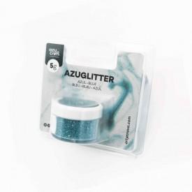 Purpurina Decorativa Azul 5 gr Azuglitter