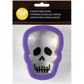Wilton Cortador Comfort Grip Calavera. Halloween