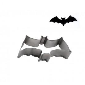 Cortador de acero. Murciélago. Halloween