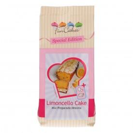 Funcakes Preparado para Bizcocho Limoncello. 400 gr.