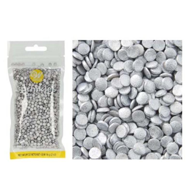 Sprinkles Mini Confetti plata. 56 gramos. Wilton.