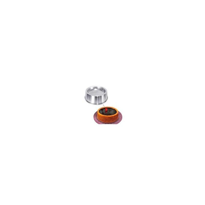Molde Piscina 24 cm. de diámetro x 8 cm. de altura