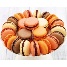 Macarons sin relleno