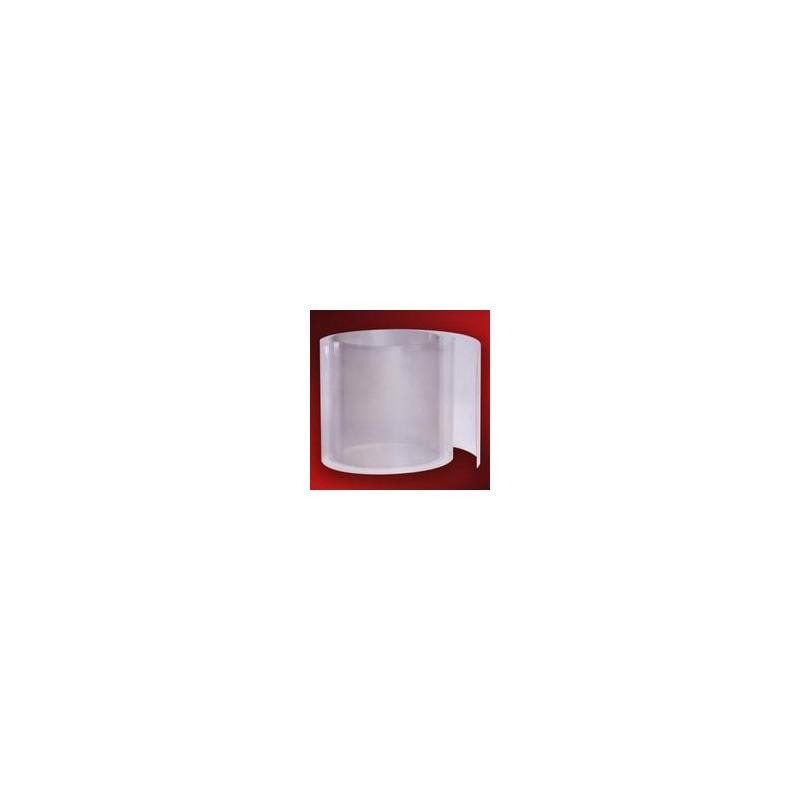 Tira de Acetato Transparente 25 cm x 400 cm
