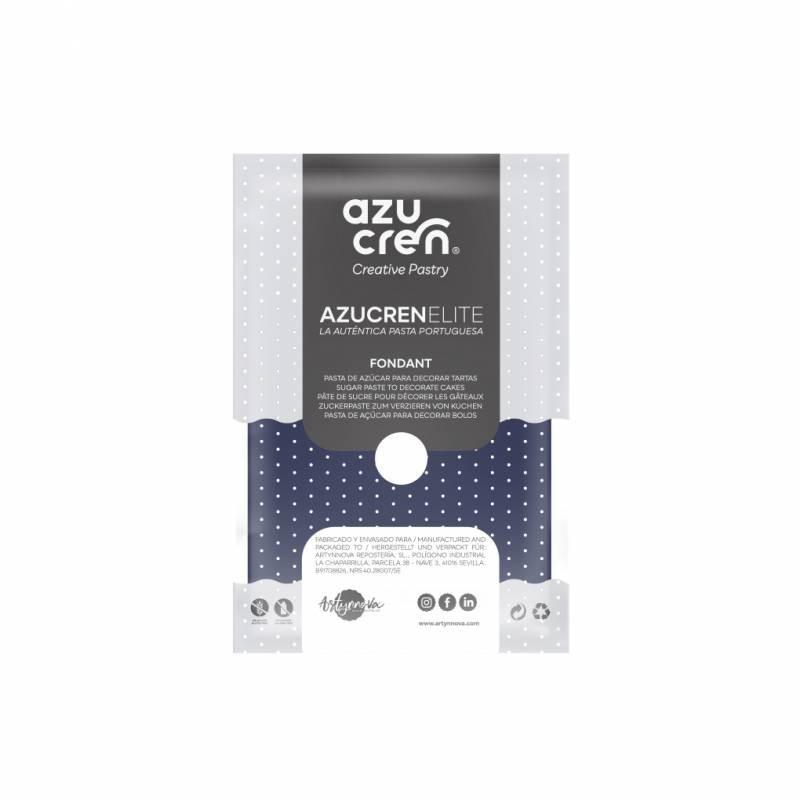 Fondant Azul Fuerte 252 gr. Azucren