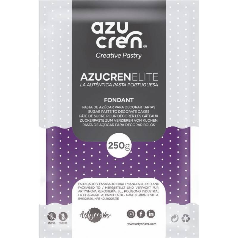 Fondant Púrpura 250 gr. Azucren
