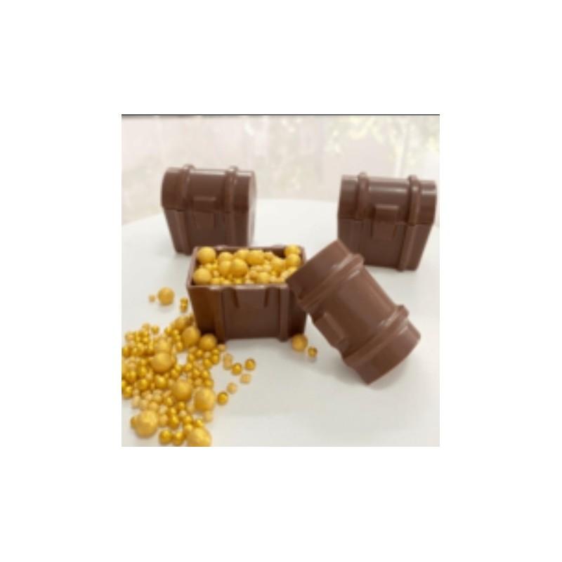 Molde para Chocolate Baúl BWB