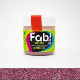 Colorante en Polvo Fab! Rojo Brillante 3gr