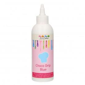 Choco drip Azul