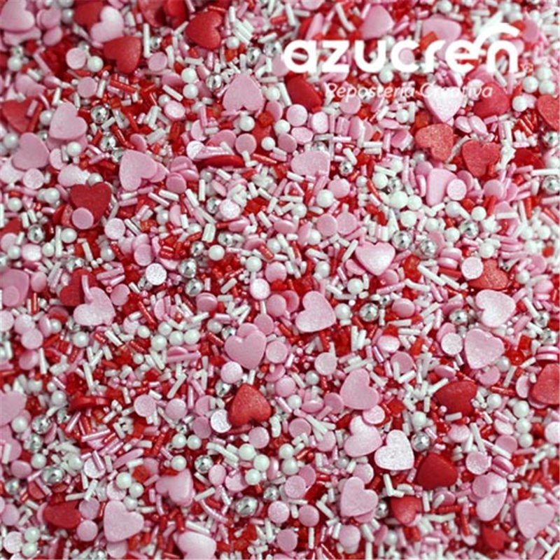 Sprinkle Kiss 90 Gramos Azucren