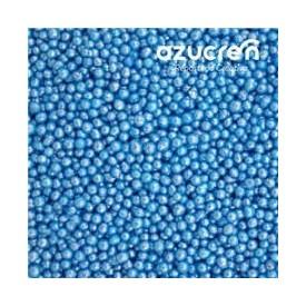 Mini Perlas Azúcar Azules