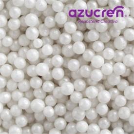 Perlas de Azúcar Blancas de 4 mm.