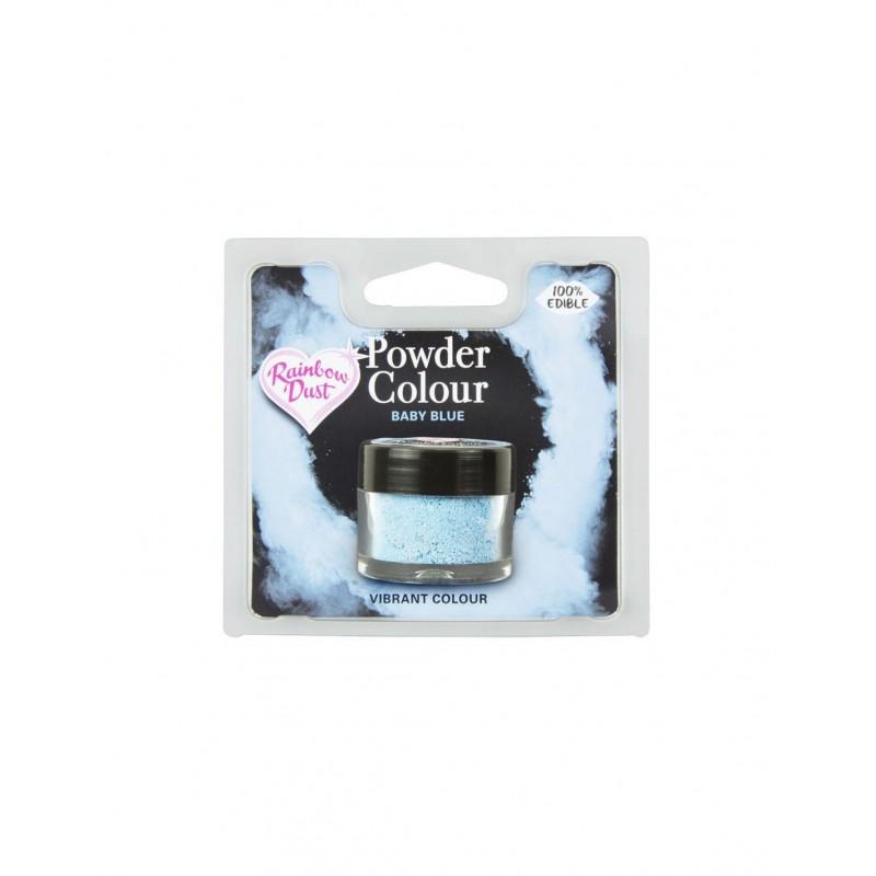 Colorante Comestible en Polvo Baby Blue