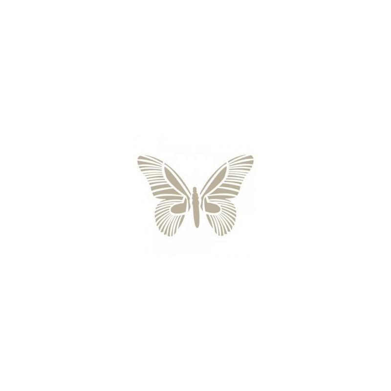 Stencil Mini Deco Vintage Figura 017 Mariposa