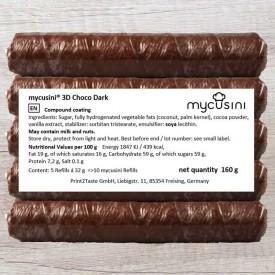 Mycusini 3D Choco Dark