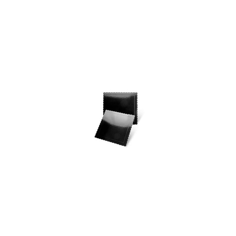 Base Cuadrada Negra 20x20 cm x 3mm