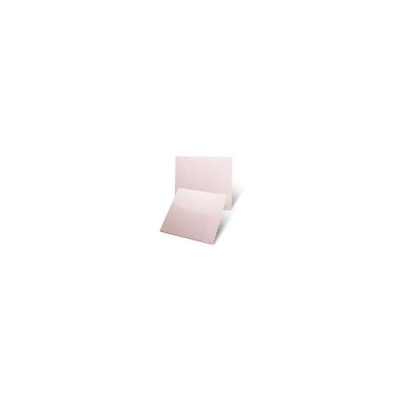 Base Cuadrada Rosa Bebé 25x25 cm x 3mm