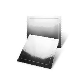 Base Cuadrada Efecto espejo 30x30 cm x 3mm