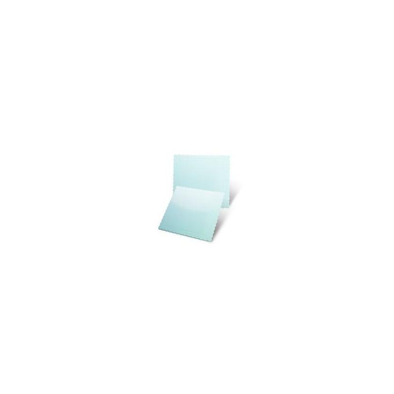 Base Cuadrada Azul 30x30 cm x 3mm