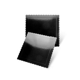 Base Cuadrada Negra 30x30 cm x 3mm