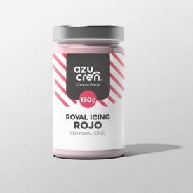 Royal Icing Rojo 150 gr.