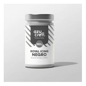 Royal Icing Negro 150 gr.
