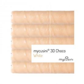 Mycusini 3D Choco White