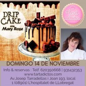 Drip Cake con Mary-Rose