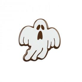 Fantasmas de chocolate.