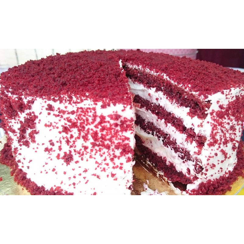 Layer Cake Red Velvet