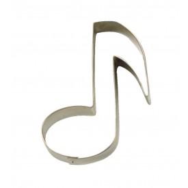Cortador de Galletas Nota Musical