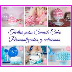 Tarta para Smash Cake