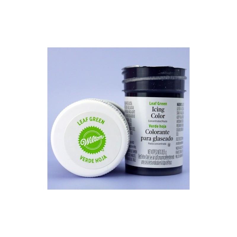 Colorante en gel Wilton Verde Hoja (Leaf Green)