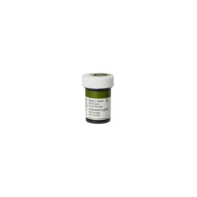 Colorante en gel Wilton Verde Musgo