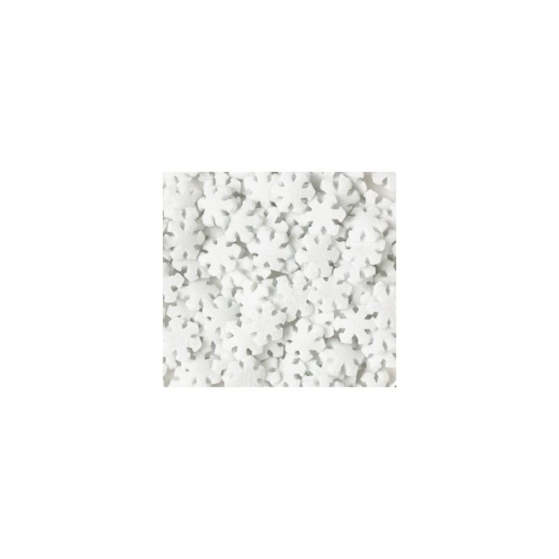 Copos de Nieve Plata de Azúcar (50g)